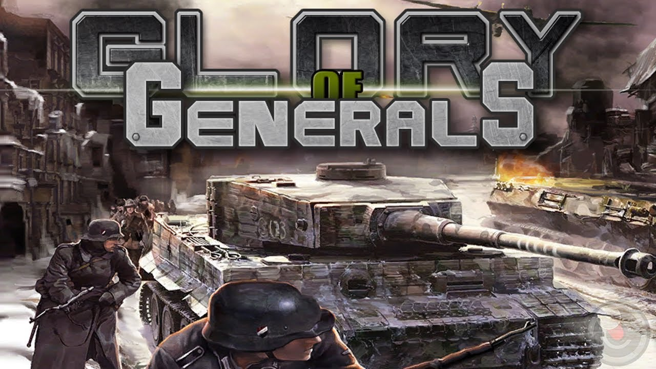 Скачать glory of generals на компьютер